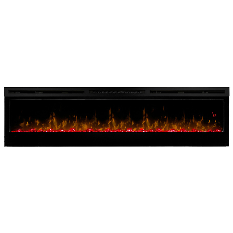 Dimplex Prism Electric Fire Wall Mounted 86cm And 127cm